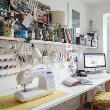 Ideas Work Home Organise Craft Supplies Home Office Ideas That Really Work PHOTO GALLERY S
