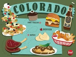 Colorado America The State Food Best In Network By