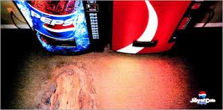 Pepsi Vs Coke Vending Machine Commercial Magnificent Advertising Wars Pepsi Vs Coca Cola