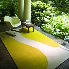 modern outdoor rugs patio