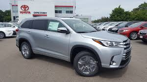 New 2017 Toyota Highlander Limited Platinum Sport Utility in ...