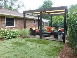 free standing patio cover diy. Modren Diy Wooden Free Standing Patio Cover In Diy I