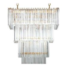 antique venetian chandelier rectangular chandelier in glass transpa karat gold antique murano glass chandelier parts