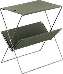 with the folding side table green magic tape fold it is bbq diy