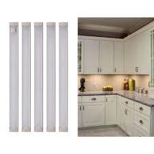 Kitchen cabinet under lighting Small In Lumens Lighting Under Cabinet Lights Lighting The Home Depot