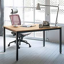 Office desk workstation Study Image Unavailable Amazoncom Amazoncom Need Computer Desk 55