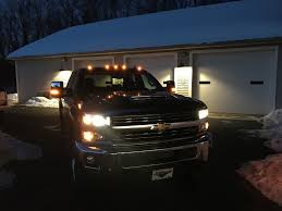 Gm Cab Lights 2017 Roof Marker Light Install Chevy And Gmc Duramax