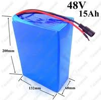 <b>48V</b> 52V <b>Battery</b>