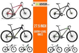 Bicycle Guide 2014 Entry Level 27 5 Inch Mountain Bikes
