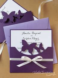 42 best purple wedding images on pinterest marriage, wedding and Handmade Wedding Invitations Etsy purple butterflies wedding invitation by violetinvitations on etsy Elegant Wedding Invitations