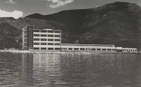 tai ping s factory on tolo harbour 1960