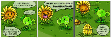 Punny Sunny - Plants vs Zombies - 3 by Nestly on DeviantArt