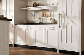 view in gallery vintage style of the doors with sliver handles gives them a distinct personality