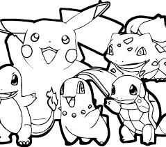 Free Printable Pokemon Coloring Pages Coloring Book Pages Coloring