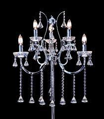 rosalyn chandelier floor lamp