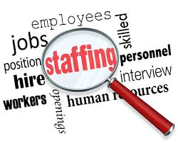 the advantages of a temp job from a job search perspective staffing words under a magnifying glass related terms like jobs position workers