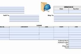 Contractors Invoice Template Impressive Independent Contractor Invoice Template Independent Contractor