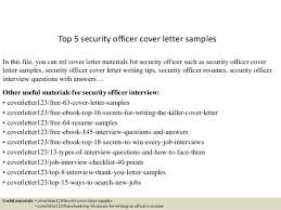 Free Cover Letter Examples for Every Job Search   LiveCareer Security Consultant Cover Letter