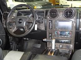 2006 hummer h2 interior and redesign