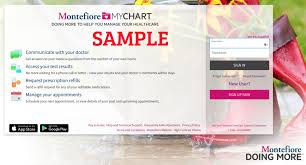 Montefiore Org My Chart Https Mychart Montefiore Org Montefiore Mychart