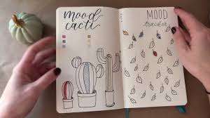 10 Types Of Mood Trackers Bullet Journaling For Mental Health