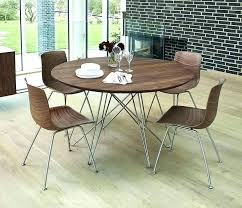 walnut round extending dining table round walnut dining table and chairs round walnut dining table and