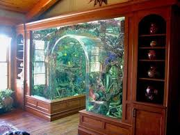 Aquarium Interior Design Ideas 14 Splendid Diy Aquarium Furniture Ideas To Beautify Your
