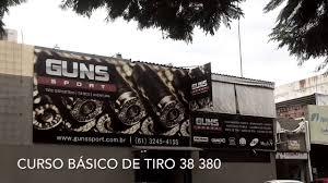 curso de tiro brasilia