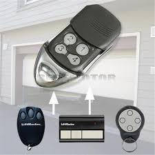 REPLACEMENT GARAGE GATE DOOR REMOTE CONTROL 4 BUTTONS FOR LIFTMASTER ...