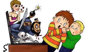 Peligros Internet para niños y jóvenes