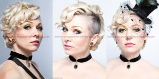 Pin Ups Hair Style ideas for alternative wedding hairstyles 2012 vancouver mobile 7785 by wearticles.com