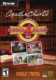 Play massive multiplayer online games! Hidden Object Agatha Christie Mysteries 4 Game Pack Amazon Co Uk Pc Video Games