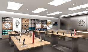 Electronic Interior Design Electronic Store Mobile Shop Design Ideas Oy Msd012