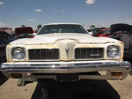 Junkyard Find: 1973 Pontiac Luxury LeMans - The Truth About Cars