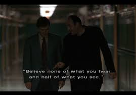 Sopranos Quotes Impressive Great Tony Soprano Quotes On QuotesTopics