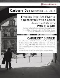 brown university library news carberrydinner111315