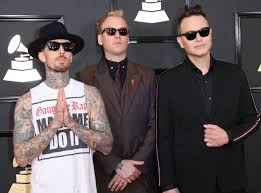 Compelled to constantly stay busy, barker has taken on many music projects, often simultaneously, and even. Blink 182 Cancel Residency Due To Travis Barker Having Blood Clots Metro News