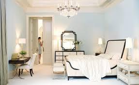 Jet Set Upholstered King Bed Bernhardt Furniture Luxe Home