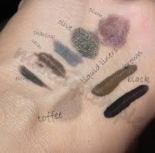 Arbonne Blush Color Chart Mystical Make Up And Beauty Swatches Arbonne Arbonne Eye