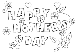 Download all the pages and create your own coloring book! Mother S Day Coloring Pages
