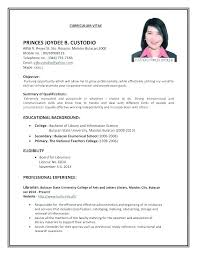 How To Make A Resume New Make A Job Resume Create A Job Resume How To Make For Work Com Job