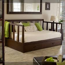 Bedroom Sleigh Daybed Wood Daybed Pop Up Trundle Combo Used Wood