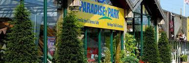 paradise park garden centre