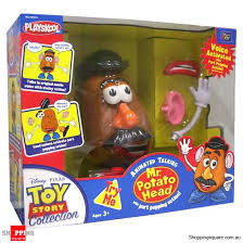 mr potato head toy story collection. Delighful Potato THINKWAY Toy Story Collection Animated Talking Mr Potato Head Throughout Mr E