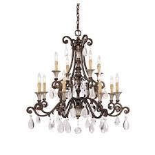 st lawrence twelve light chandelier