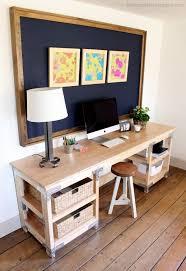 office decks. Cute DIY Office Desk Decks