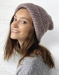 Free Knitted Hat Patterns On Circular Needles Beauteous 48 Free Easy Hat Knitting Patterns For Winter ⋆ Knitting Bee
