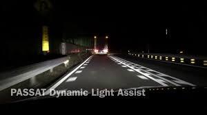 Dynamic Light Assist Passat Dynamic Light Assist Youtube