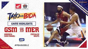 Ginebra Stays Unbeaten After Thumping Meralco