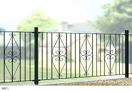 wrought iron garden edging wrought iron garden fence metal fence garden metal fence garden wrought iron